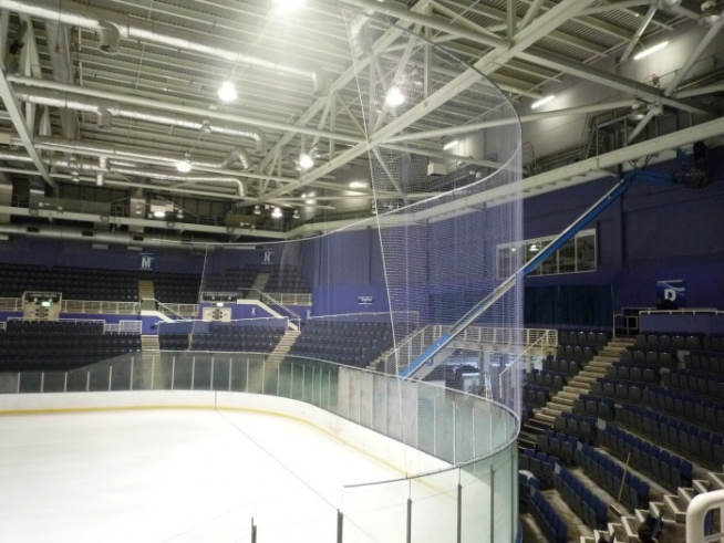 Braehead Arena Installations 3