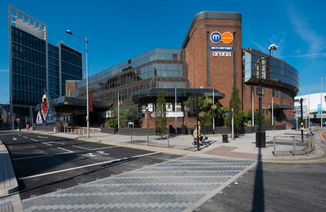 Venues - Cardiff Arena