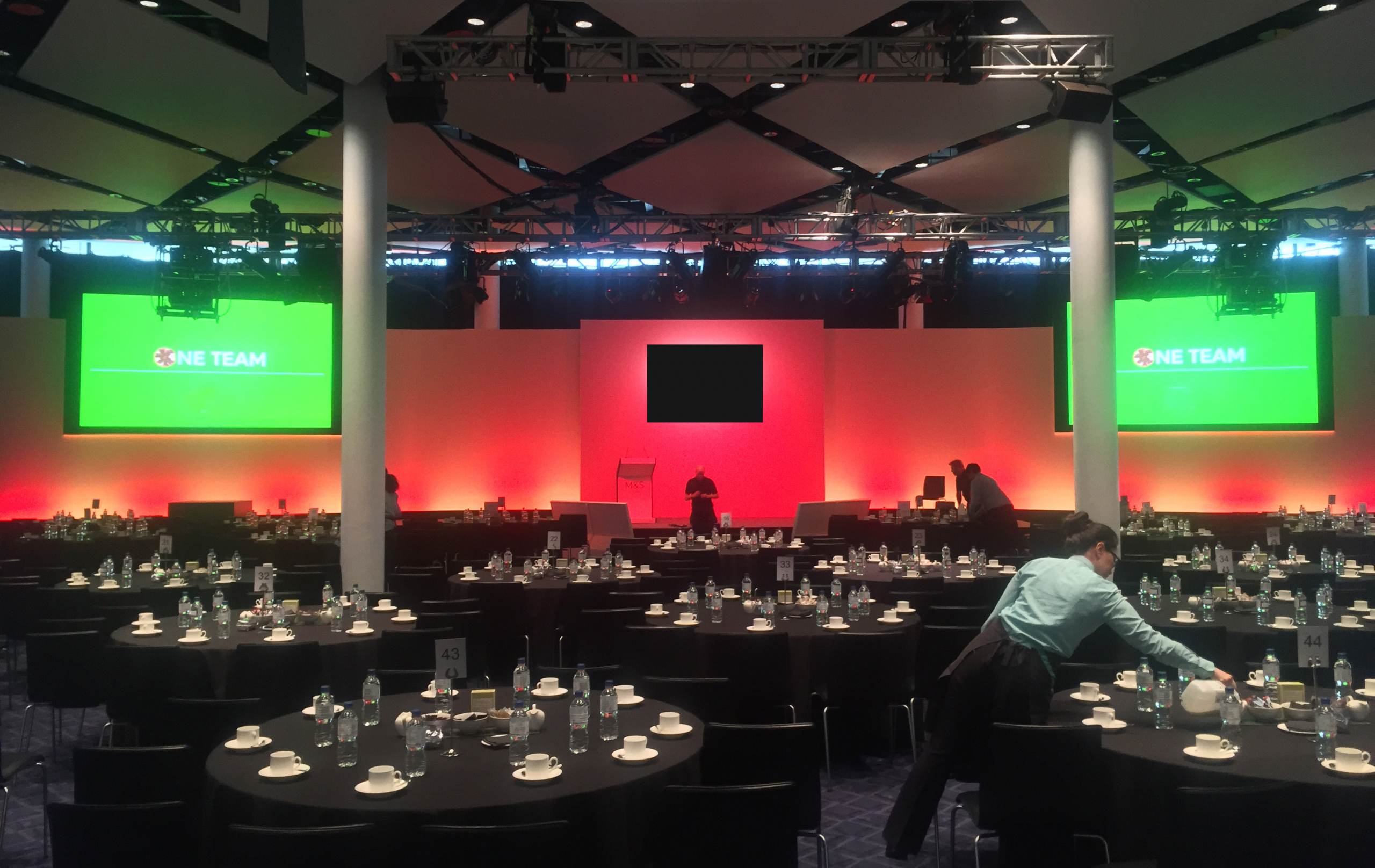 RETAIL CONFERENCE AT WEMBLEY STADIUM
