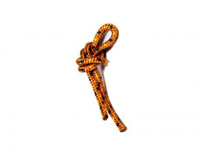 Orange 2.5mm Accessory Cord